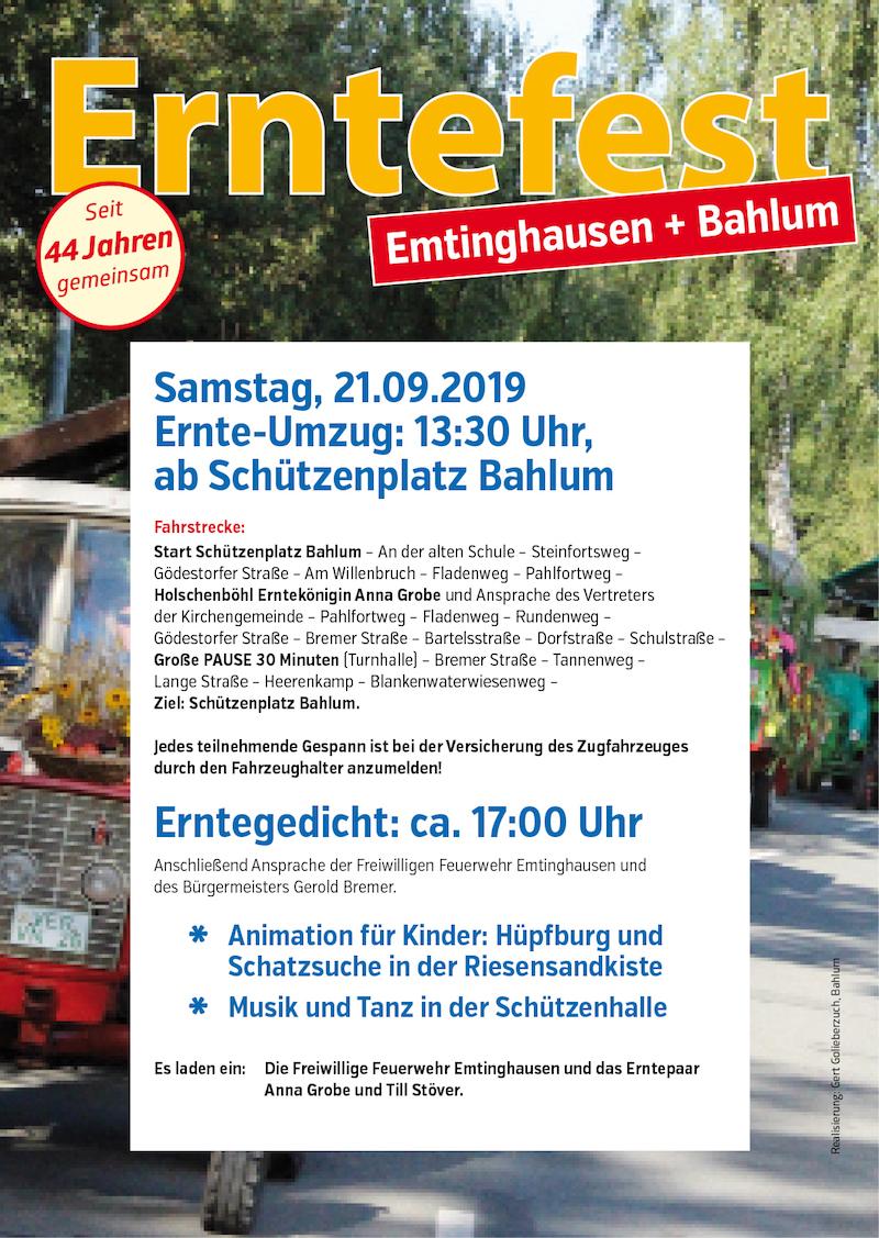 Freiwillige Feuerwehr Emtinghausen – Samtgemeinde